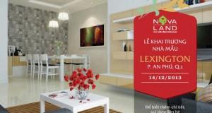 Dự án căn hộ Lexington